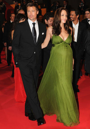 Angelina Jolie & Brad Pitt at Cannes