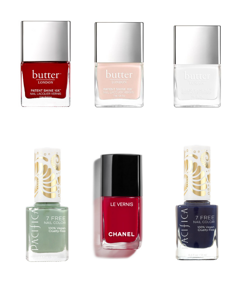 the nail color that goes with everything