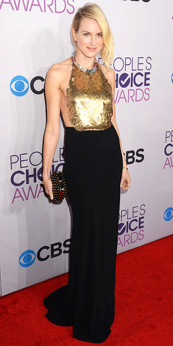 Best Dressed At People's Choice Awards 2013