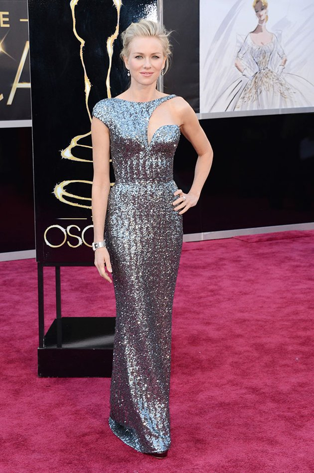 NAOMI-WATTS-sequin gown