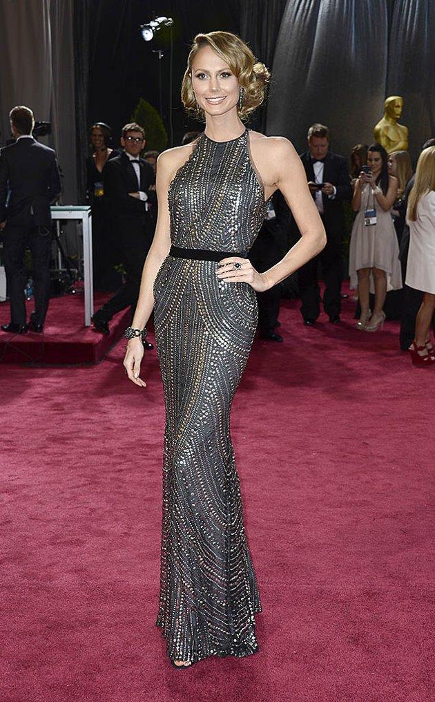 Best Dressed Oscars 2013