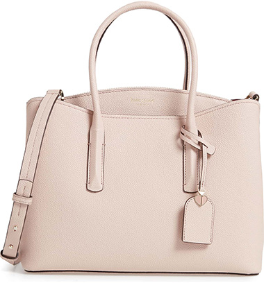d34e49559 Kate Spade New York Large Margaux Leather Satchel