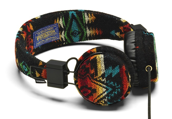 Stylish Headphones and Colorful Earphones