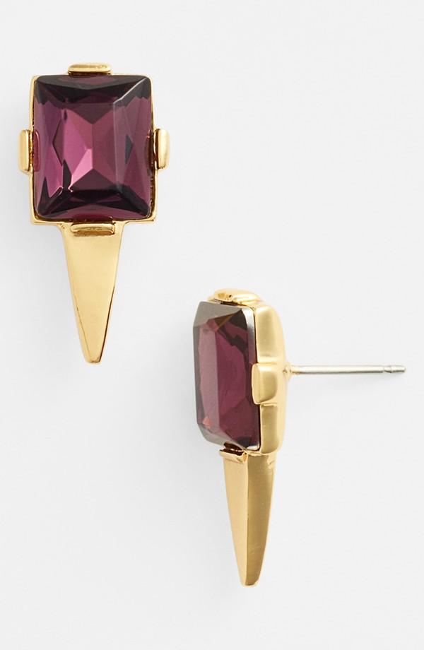 gold-dagger-stud-earrings