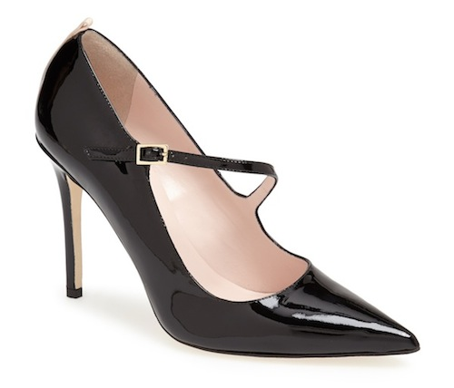 Diana Pump Black Patent