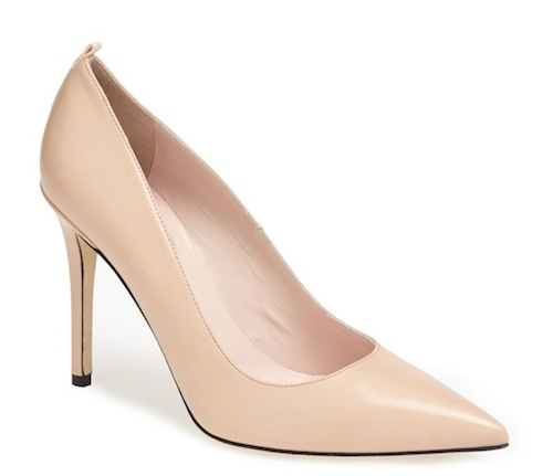 Fawn Pump Nude