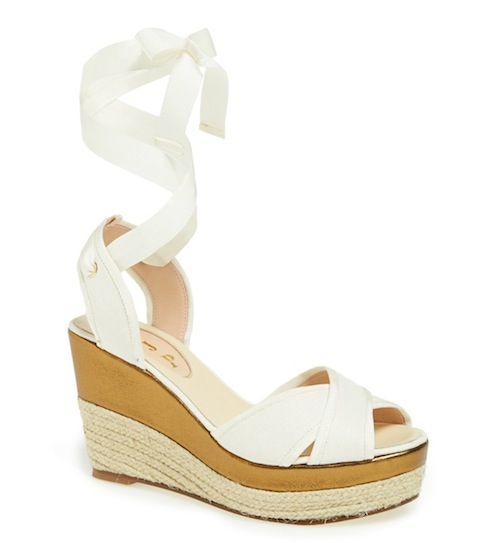 Leslie Wedge White