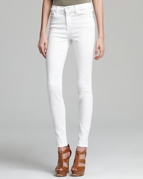 The Best White Jeans For Summer 2014 - V-Style
