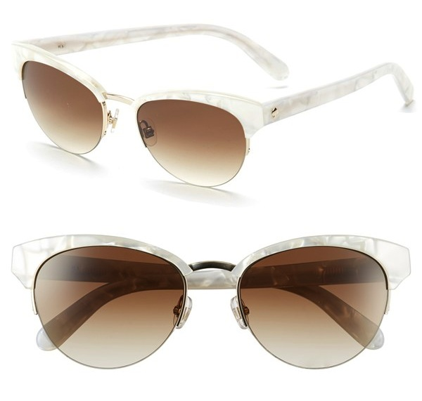 kate-spade-new-york-cat-eye sunglasses