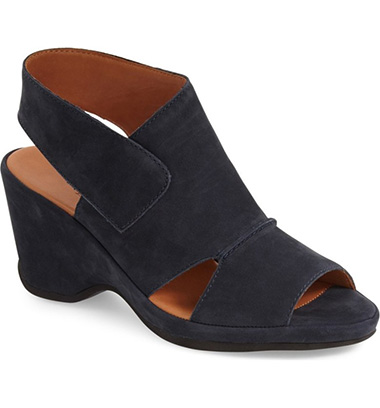 Navy Blue Sandal Wedges My Favorite Summer Sandal V Style