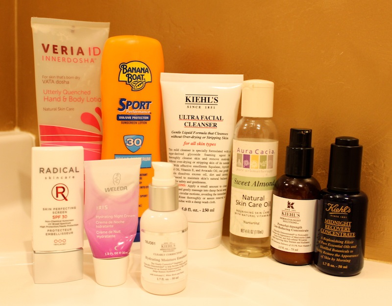 best skincare for dry acne prone skin