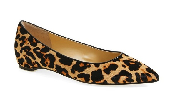 pointy toe flat shoes