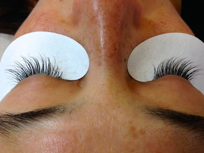 Eyelash Extensions Everything You Need To Know V Style