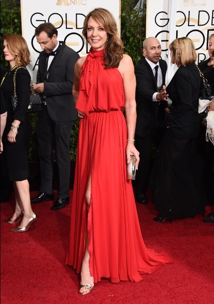 best dressed at the 72nd golden globes awards
