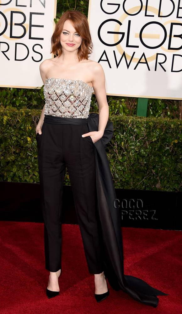 best dressed at the 72nd golden globes