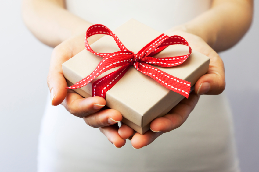 how to give the best gift