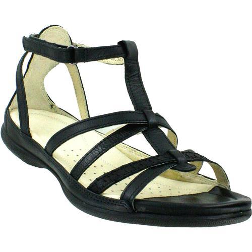 stylish comfortable black sandal
