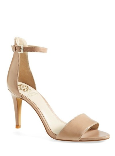 Best Nude Heels That Are Not Patent Leather - V-Style