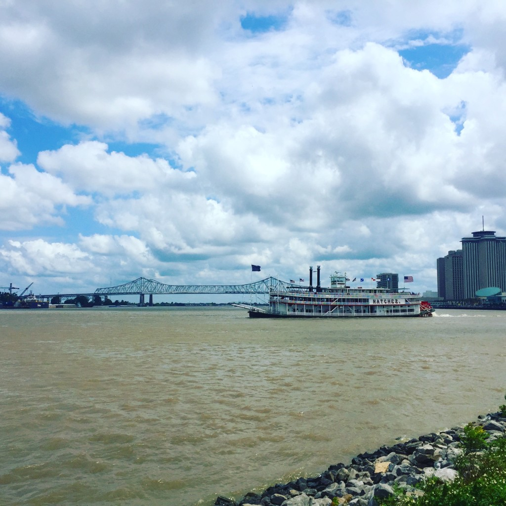 new orleans Mississippi river