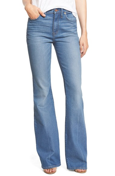 best flared jeans