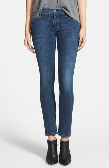 best skinny jeans petites