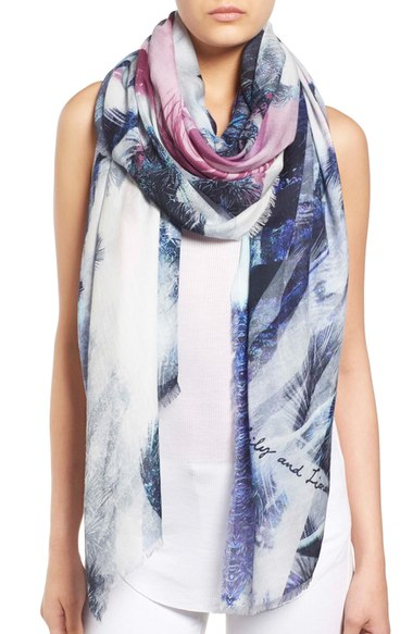 best oblogn scarves to be used as shawls