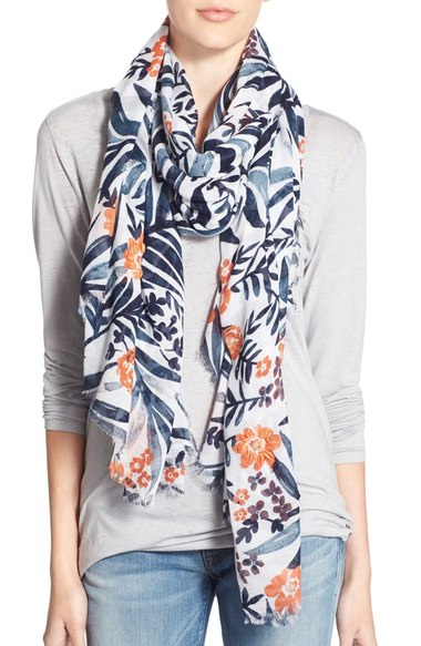 oblong scarves