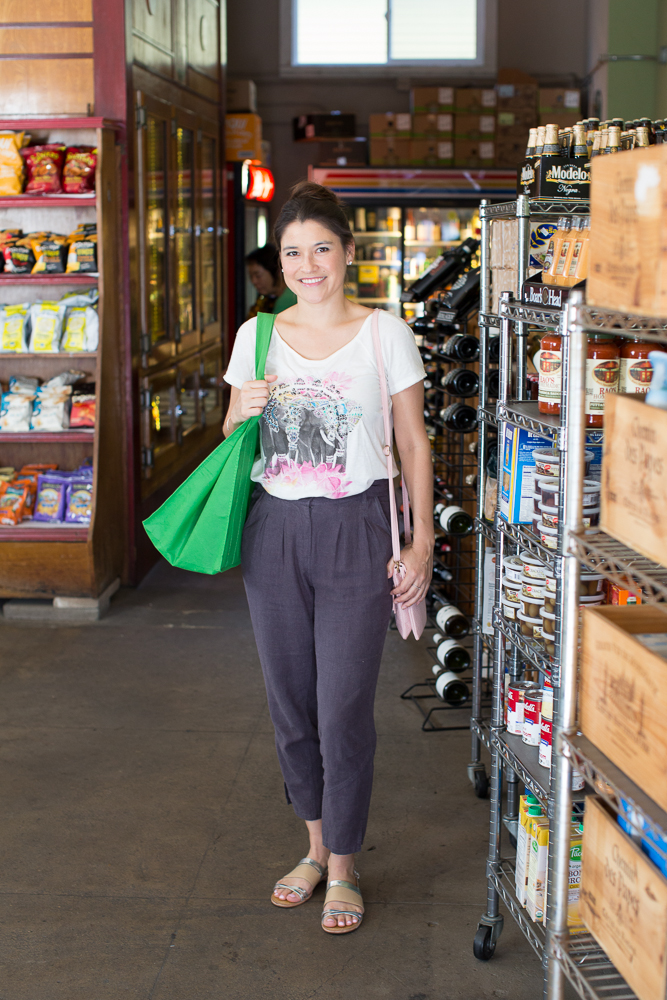 grocery chic