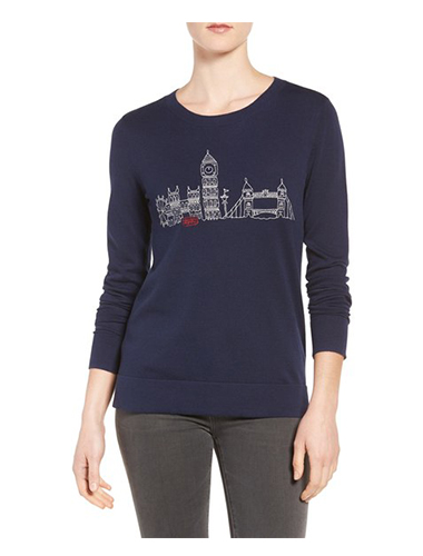 graphic-sweater