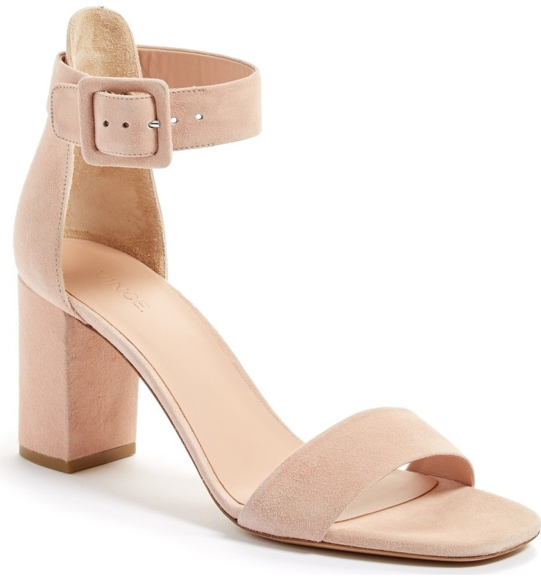 best blush heels
