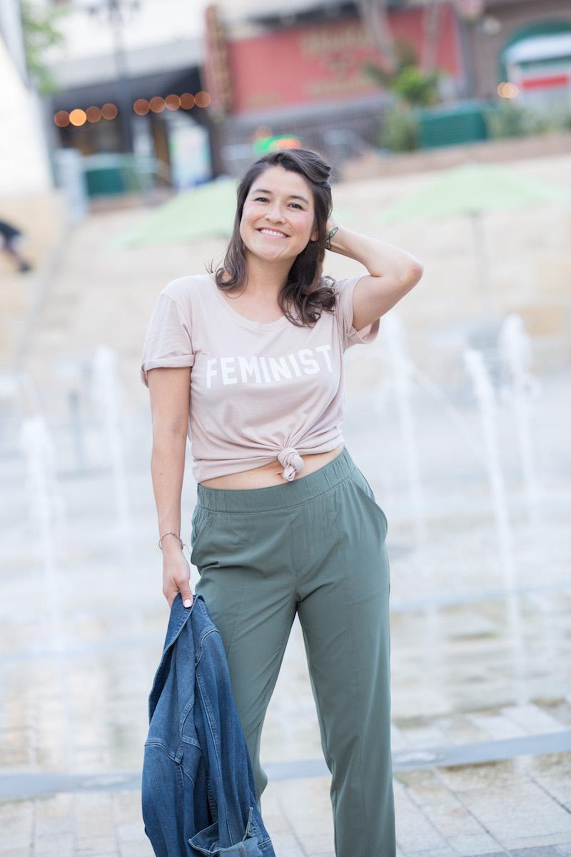 San Diego fashion blogger