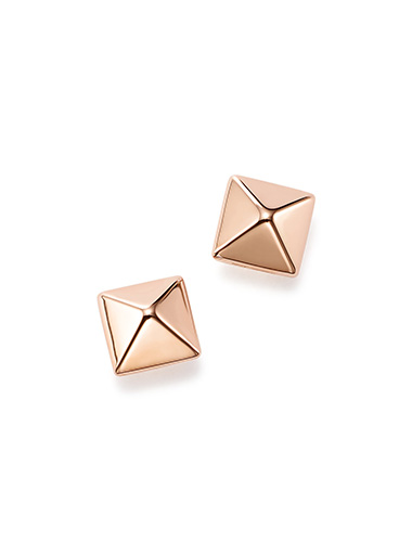 rose gold jewlery