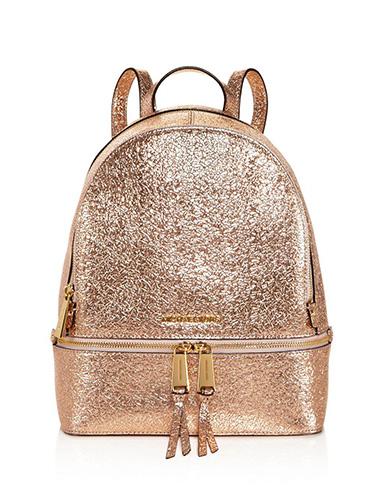 rose gold handbags