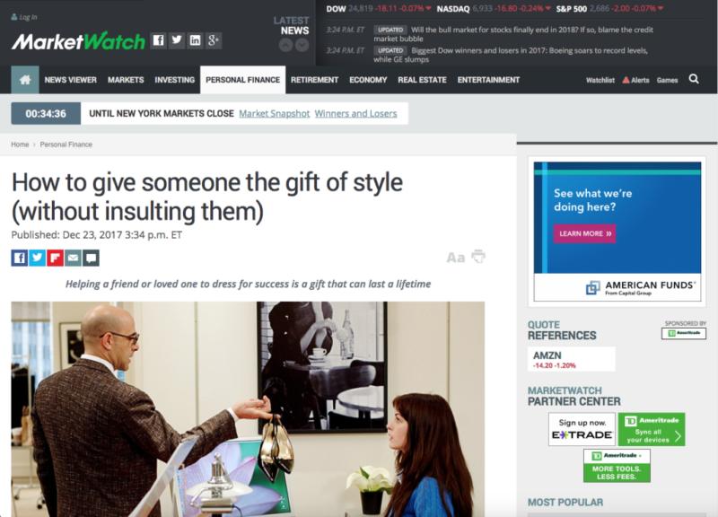 personal stylist best fashion blog