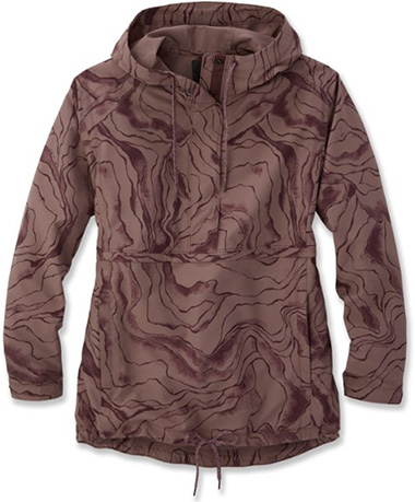 stylish outdoor clothing