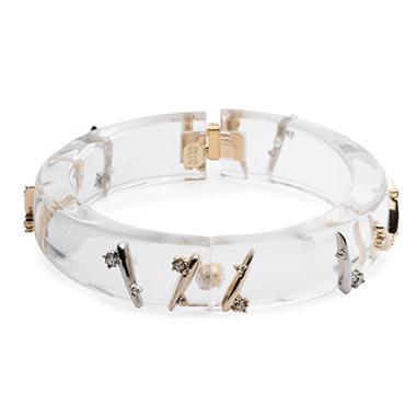 clear jewelry