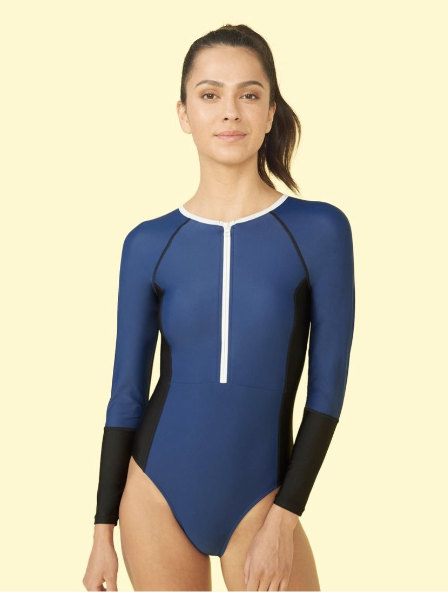 long sleeve swimsuit