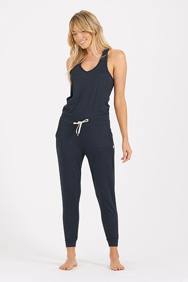 vuori best loungewear jumpsuits