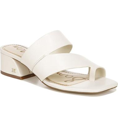 best white sandals for summer