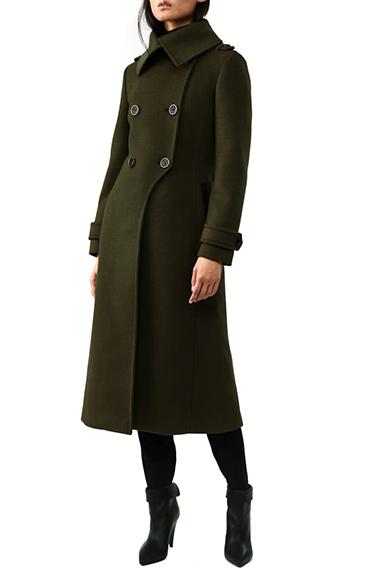 splurge worthy winter coat