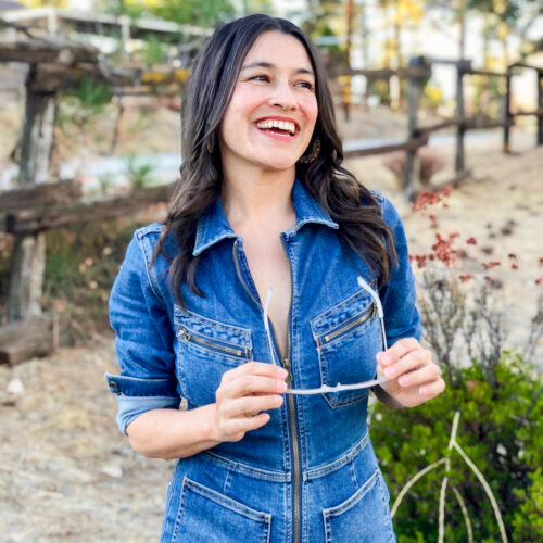 best denim jumpsuits