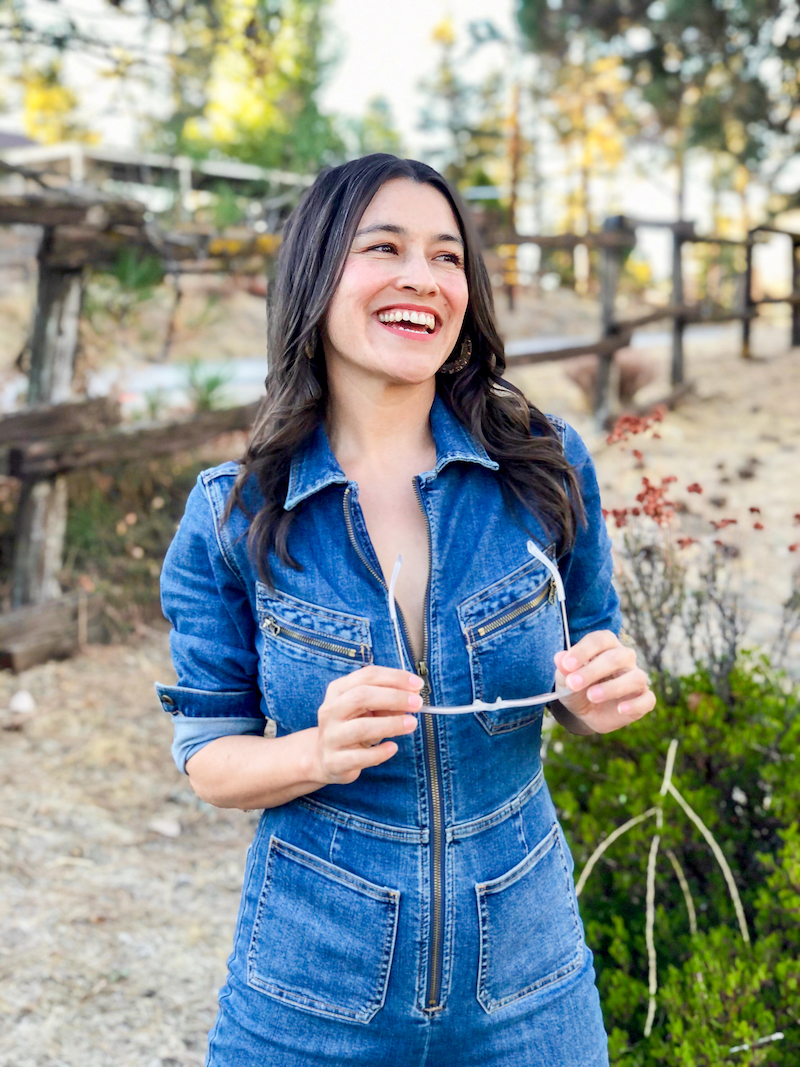 best denim jumpsuits and rompers