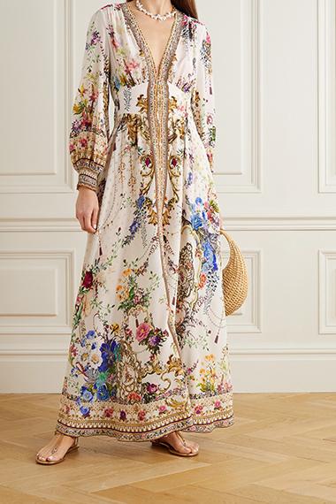 stylish bohemian maxi dresses