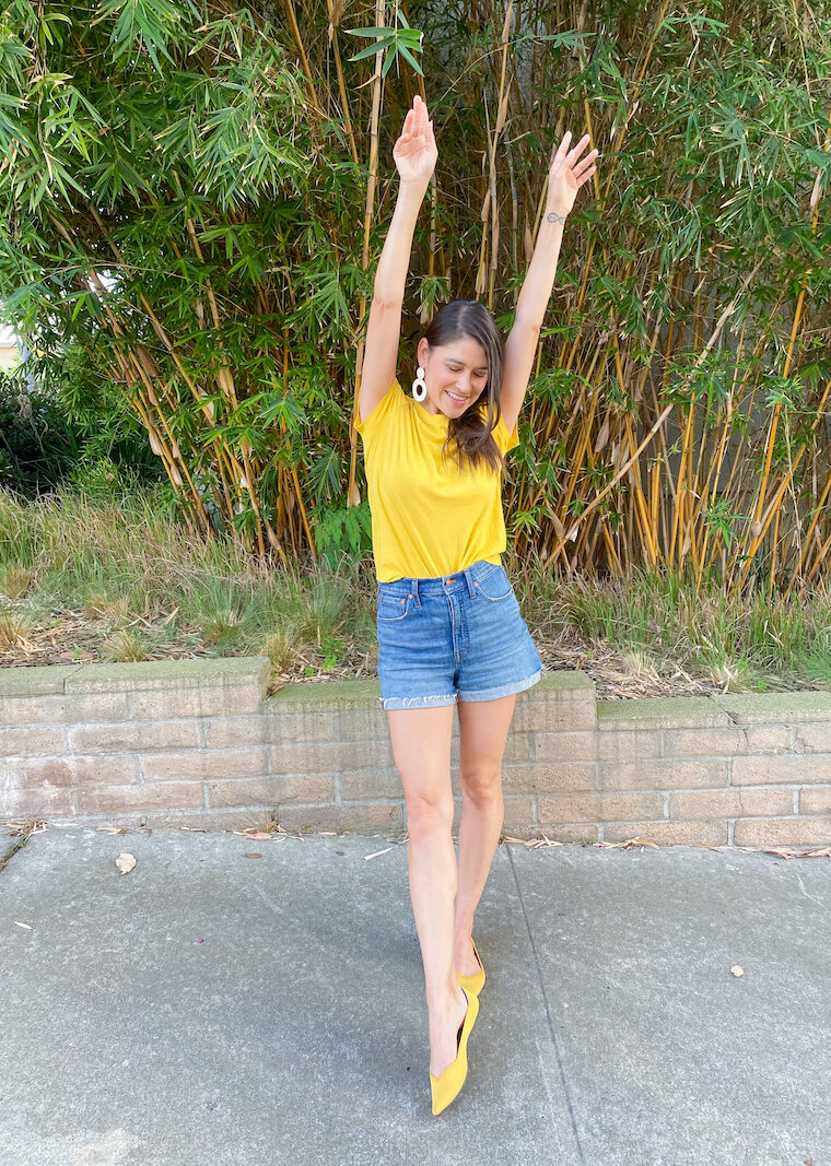 most flattering womens shorts
