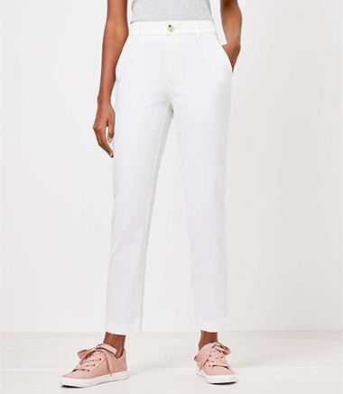wearing pants in summer